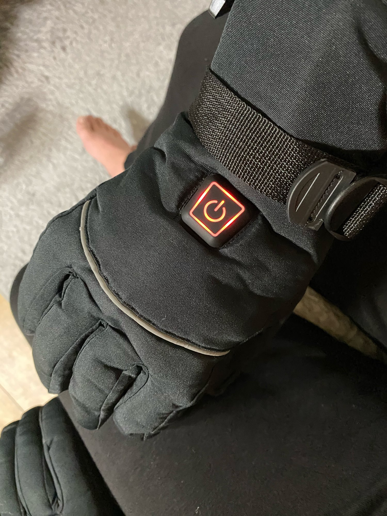 Rechargeable Heated Gloves - profiveshop photo review