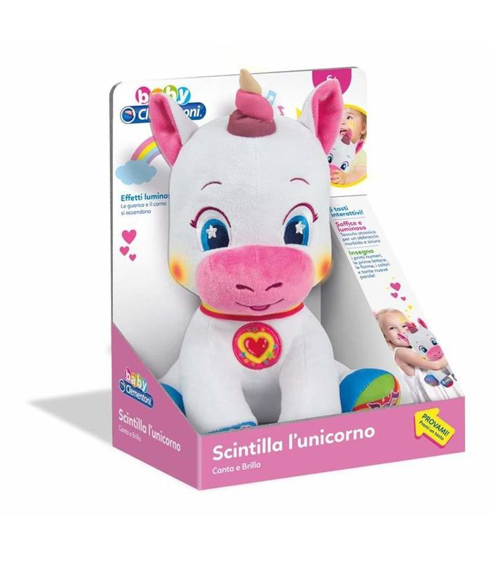 Interactive Stuffed Baby Unicorn With Lights And Sounds Toy Store Articles Created Handbook
