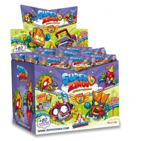 Superzings 5 serisi ONEPACK (50 kutu poşet)