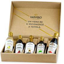 Balsamic vinegar of Modena PGI-Casket Tasting Vinegar Varvello