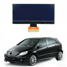 Strumentazione del cruscotto Vdo display Riparazione Pixel Morto Per Mercedes Benz A/B Classe W245 W169 7 Volt LCD display-24Pins