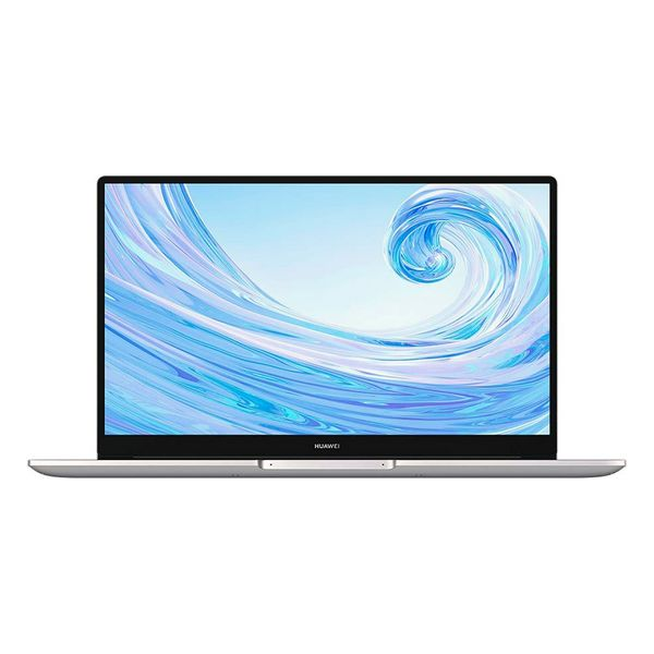 "Notebook Huawei Matebook D15 15 6"" R5 3500U 8 GB RAM 256 GB SSD Silver