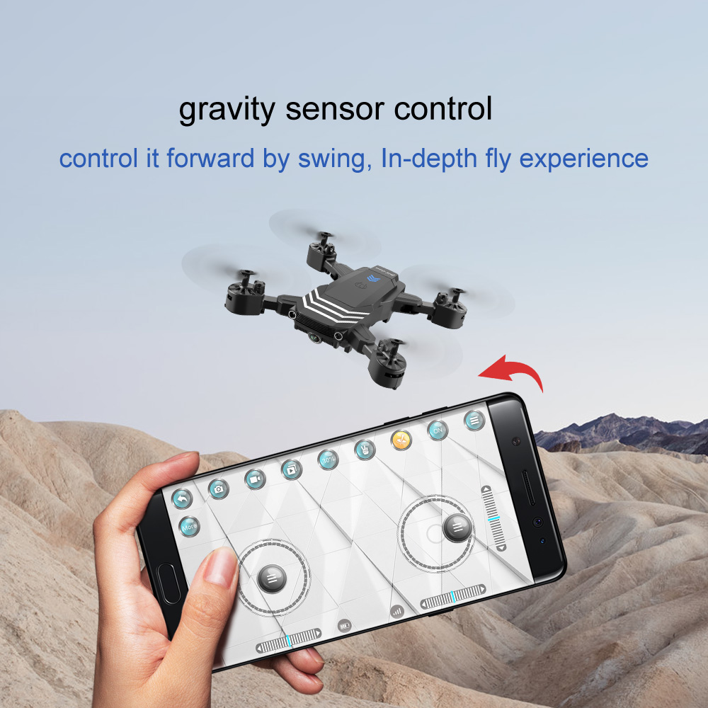cheapest Q30 Four-axis aircraft large-capacity battery aerial photography drone integrated GPS drone universal tool