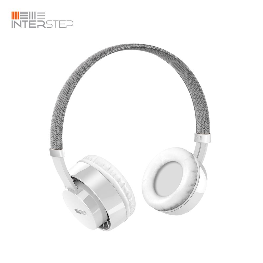 Earphones False Hdp-150 White interstep hdp 150 white