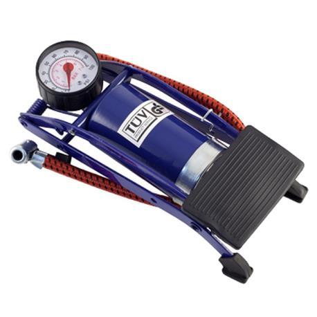 Foot Air Pump With Manometer 1