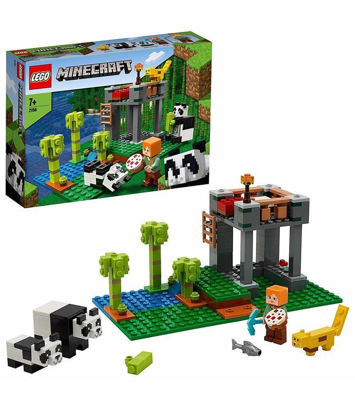 Layman 21158 The Hatchery Pandas Toy Store