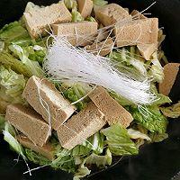 白菜冻豆腐的做法图解6