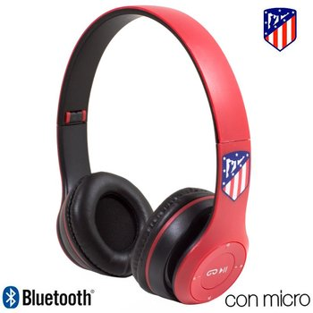 Madrid athletic football licence Stereo Bluetooth headset