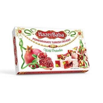 Hazer Baba - Pomegranate Turkish Delight with Pistachio, 350 g недорого