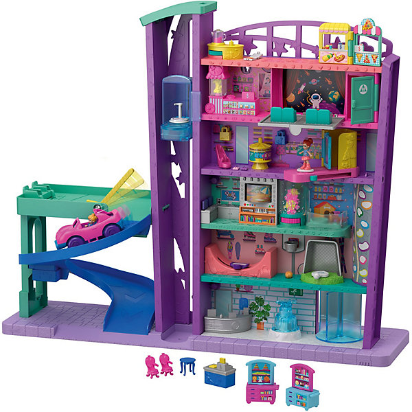 Game Set Polly Pocket
