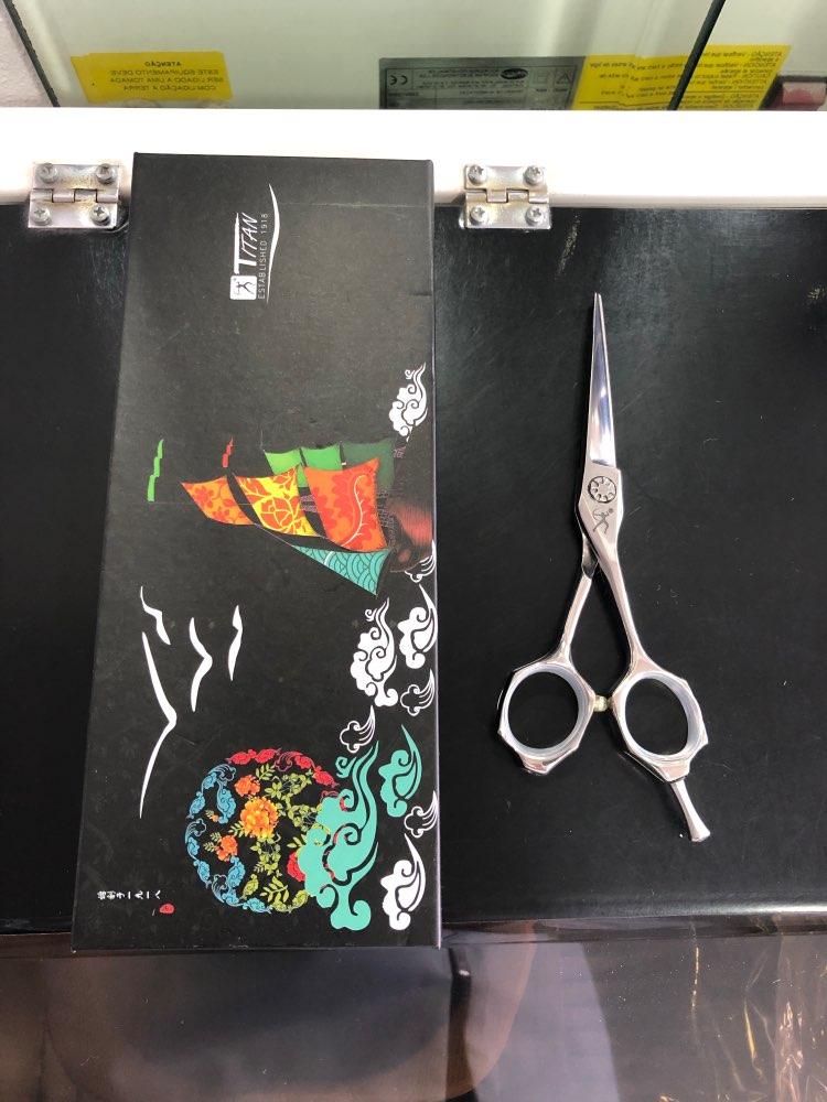 -- Tesoura Cabelo Barbeiro