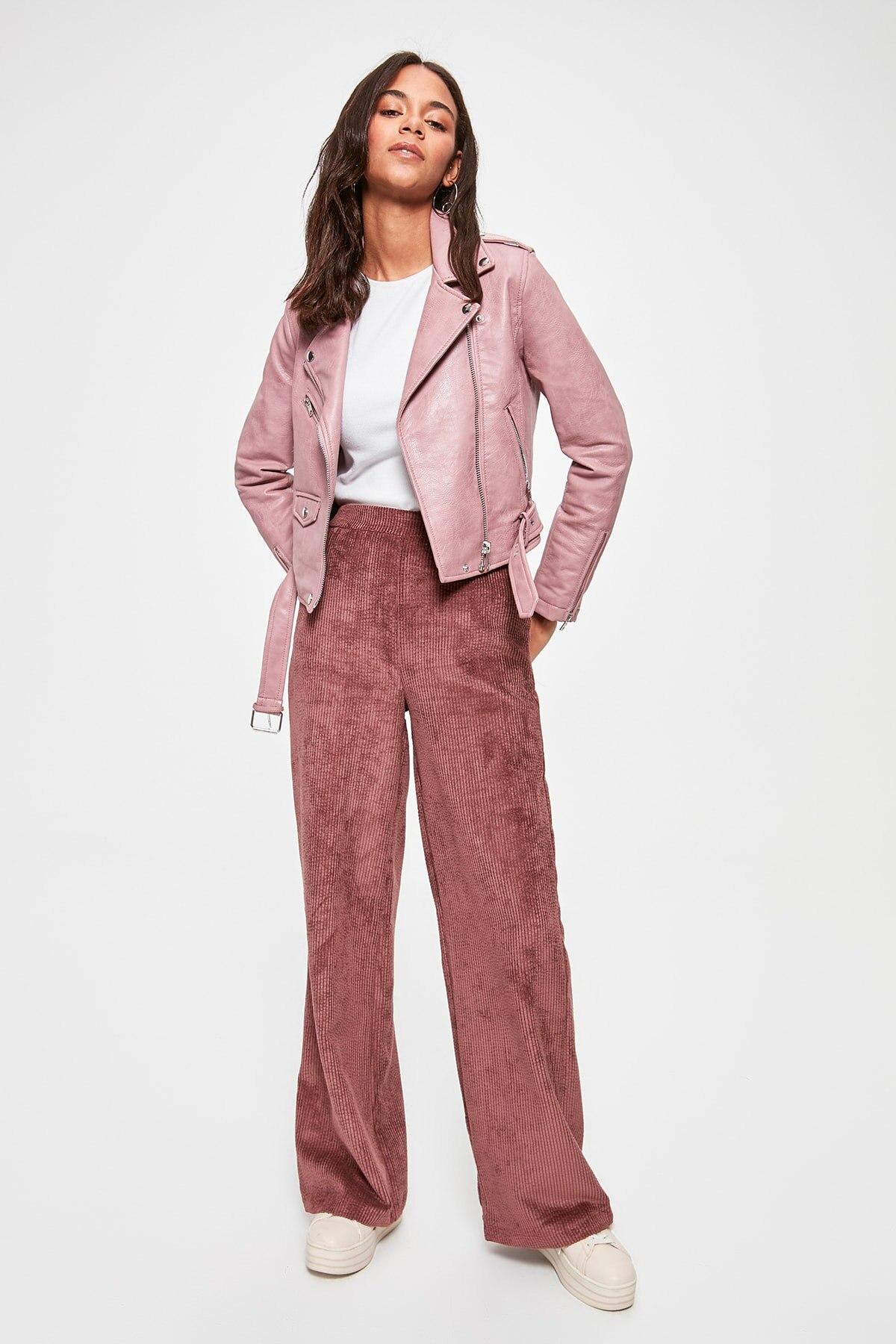 Trendyol Flare Pants TWOAW20PL0306
