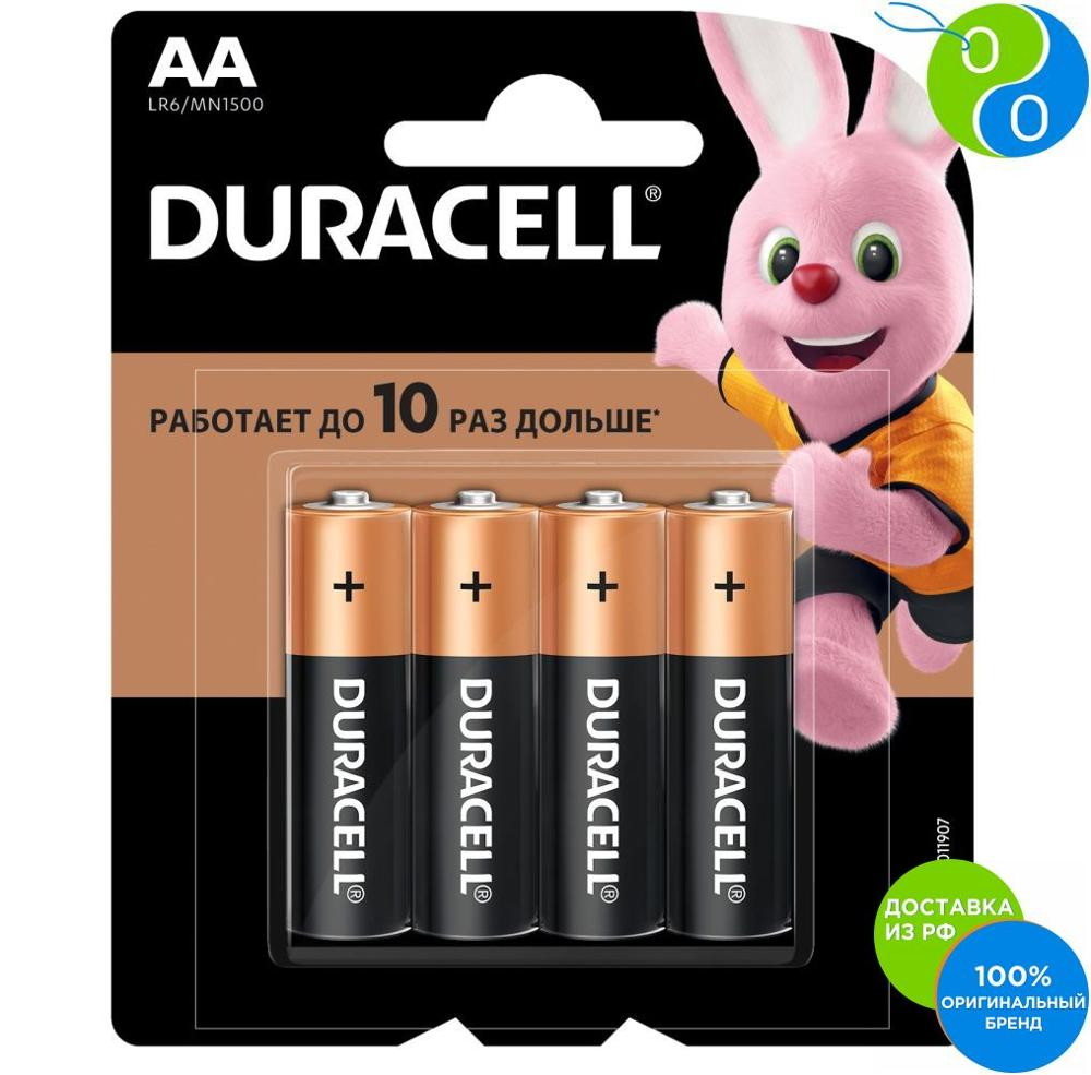 DURACELL Basic AA Alkaline Batteries 1.5V LR6 4pcs CN,Duracel, Durasell, Durasel, Dyracell, Dyracel, Dyrasell, Durasel, Duracell Alkaline batteries AA size, 4 pcs. in the package description Duracell offers a wide rang