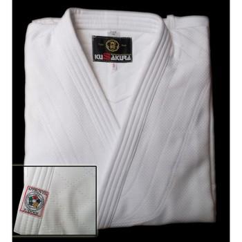 Judogi Kusakura (JOF) blanco homologado IJF