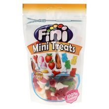 MINI TREATS, 180 gr jelly Varied Fini