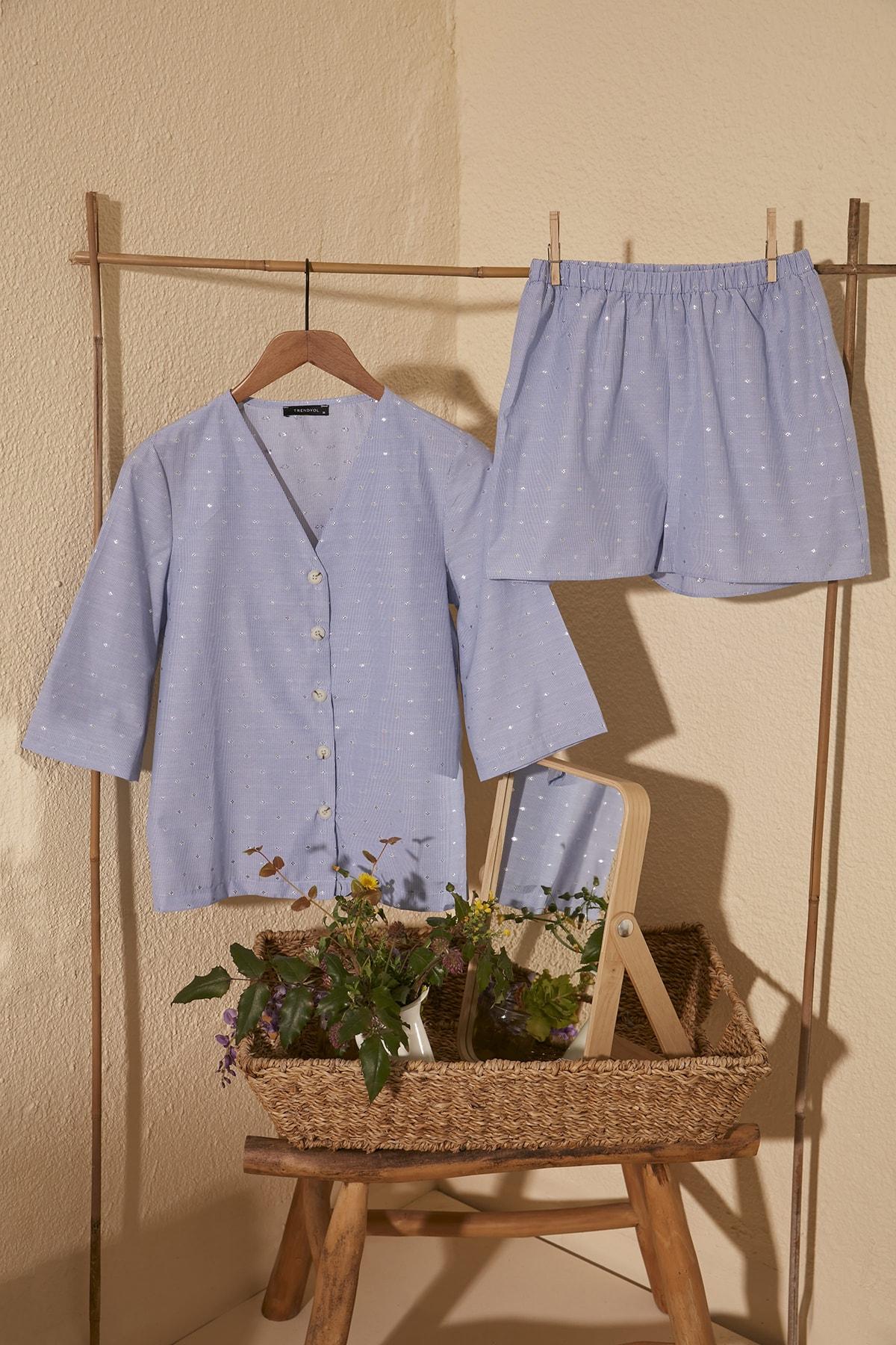 Trendyol Woven Pajamas set THMSS20PT0341|Men