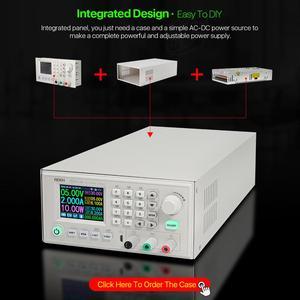 Image 4 - RD RD6006 RD6006W USB WiFi DC   DC 전압 전류 스텝 다운 전원 공급 장치 모듈 벅 전압 변환기 전압계 60V 6A