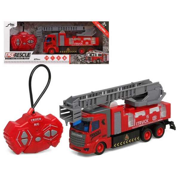 Fire Engine Fire Rescue Remote-controlled 112054