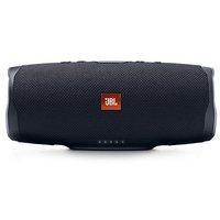 JBL Speaker Waterproof Bluetooth Speaker Resistant Charge 4 7800 mAh 30 W Autonomy until 20 h Black