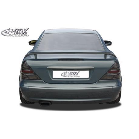 MERCEDES SLK R170 (tous modèles) becquet arrière RDX