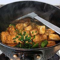 酱汁焖豆腐的做法图解12