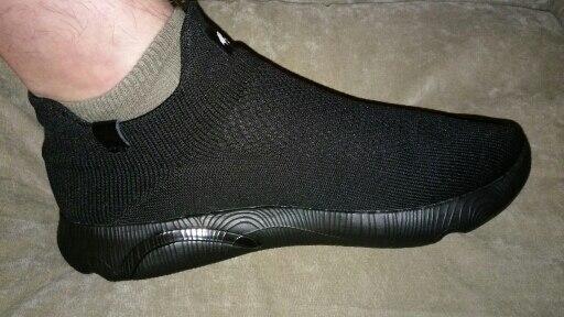 -- Chegada Homens Sapatos