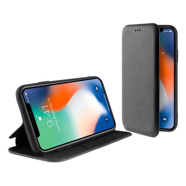 Чехол книжка для мобильного телефона Iphone 11 Pro, черный