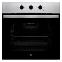 Conventional Oven Teka HBB535SS 76 L 2593W (A) Black Ovens     -
