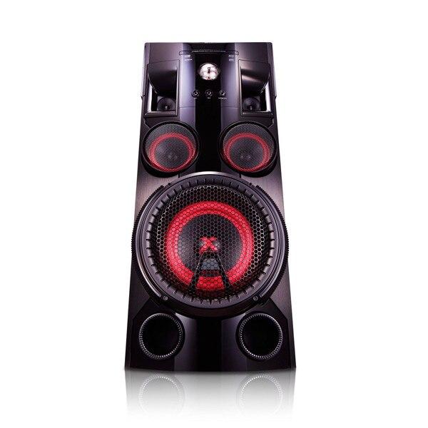 Home Cinema LG OM5560 <font><b>TV</b></font> Sound Sync Bluetooth 4.0/USB LED 500W