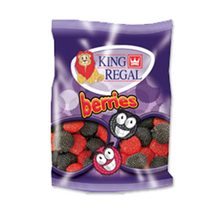 Jelly beans Berries, pack 100g King Regal