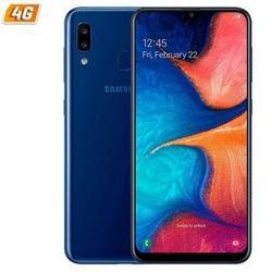 Смартфон Samsung Galaxy мобильный телефон A20E сине-5,8/14,7 см-Ca смартфон мобильной связи
