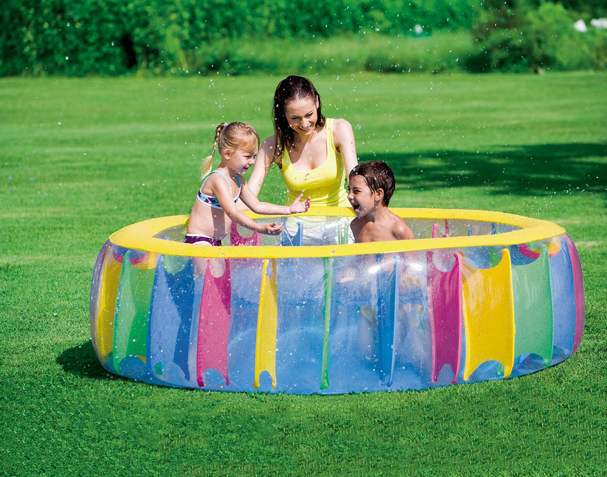 Bestway Inflatable Pool Child Multicolour-51038