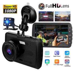 1080P Dash Cam Video Recorder Car Dvr Dash Camera Camera Dashcam 170° Wide Angle Loop Recording Night Vision G-sensor