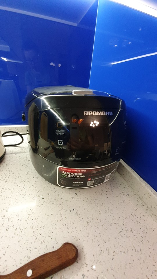 Multivarka REDMOND RMC M902 Multivark multicooker Household appliances for kitchen|Multicookers|   - AliExpress