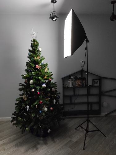-- Equipamento Estúdio Fotografia
