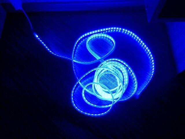 Tiras de LED Brilho Conduzida Impermeável