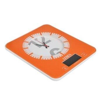Leben Ktchen Scale Electronic With Clock