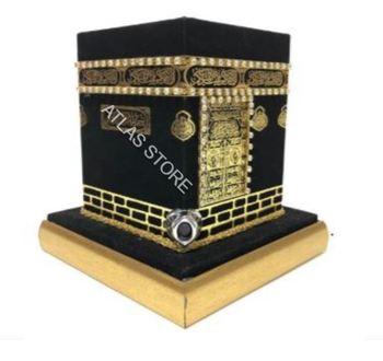 Modele Kaaba stojak z kamienia drewniana szafka kolor modelu czarny tanie i dobre opinie Unbranded