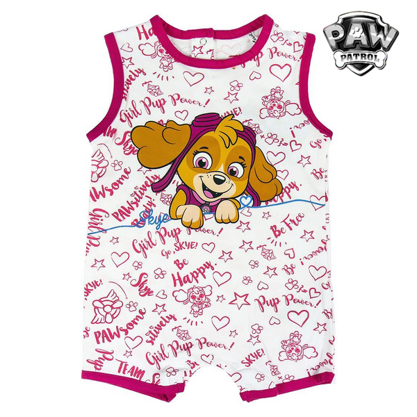 Baby's Sleeveless Romper Suit The Paw Patrol 74445|  - title=