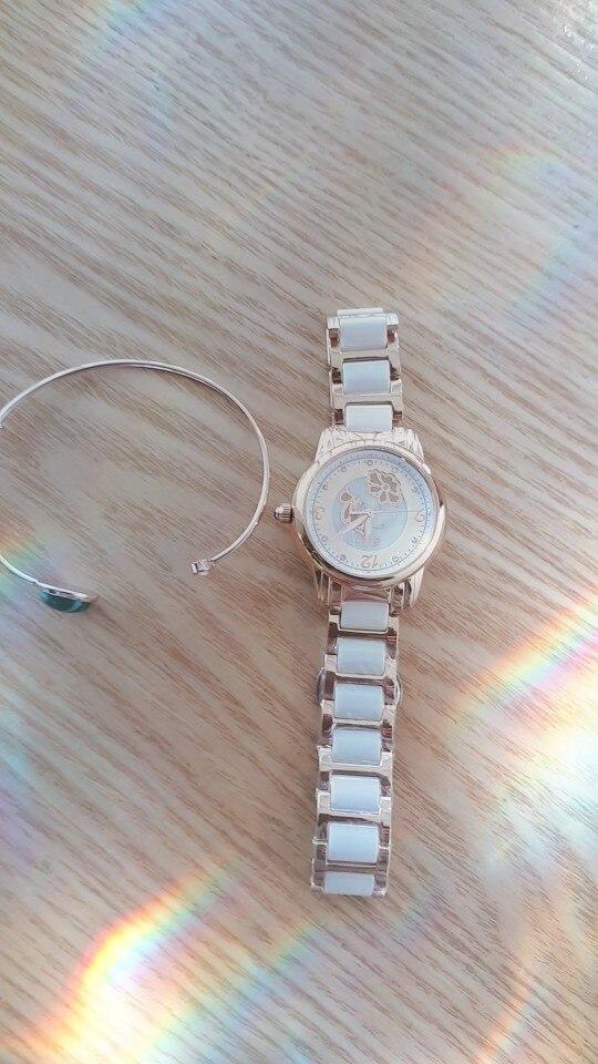 -- Relógio Feminino Feminino