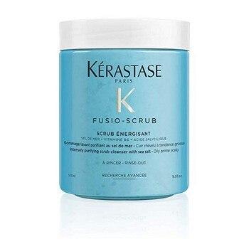 Purifying Mask Fusio-scrub Energsisant Kerastase (500 ml)