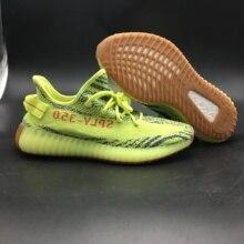 2021 새로운 최고 품질 부스트 350 V2 녹색 남성과 여성 패션 스 니 커 즈 클래식 야외 실행 신발 크기 Eur 36-46