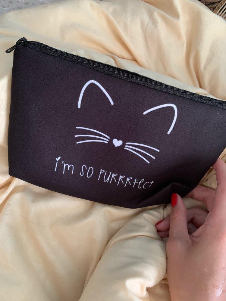 Pochette Maquillage Cat