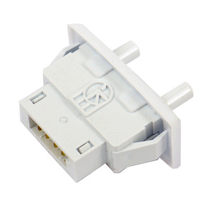 DA34-00006C Door Switch Compatible With Samsung Refrigerators Fridge Freezer Light Switch 2 pieces()