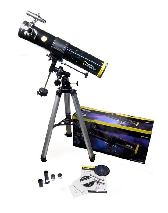 Telescope Bresser National Geographic 76/700 EQ