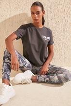 Trendyol Printed Sports T-Shirt TWOSS20TS0418