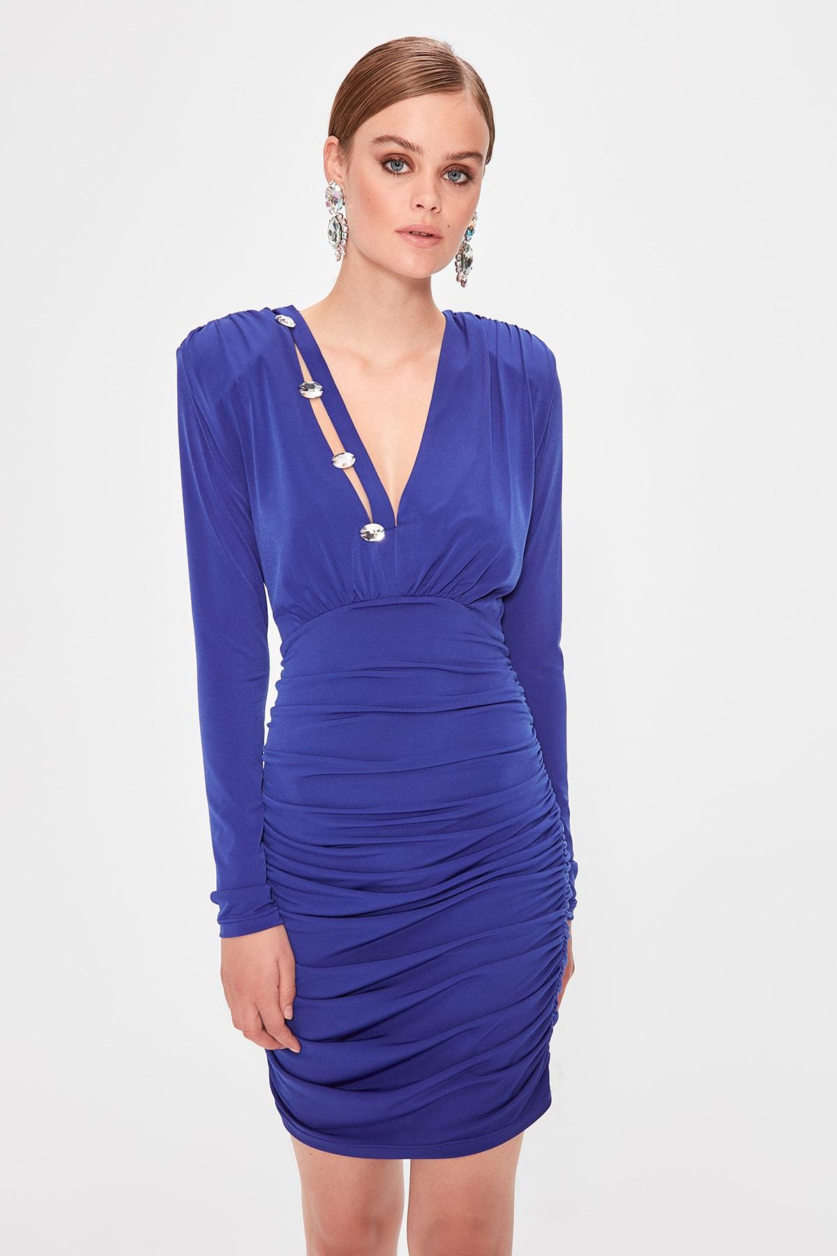 Trendyol Accessory Detailed Dress TPRAW20EL0666