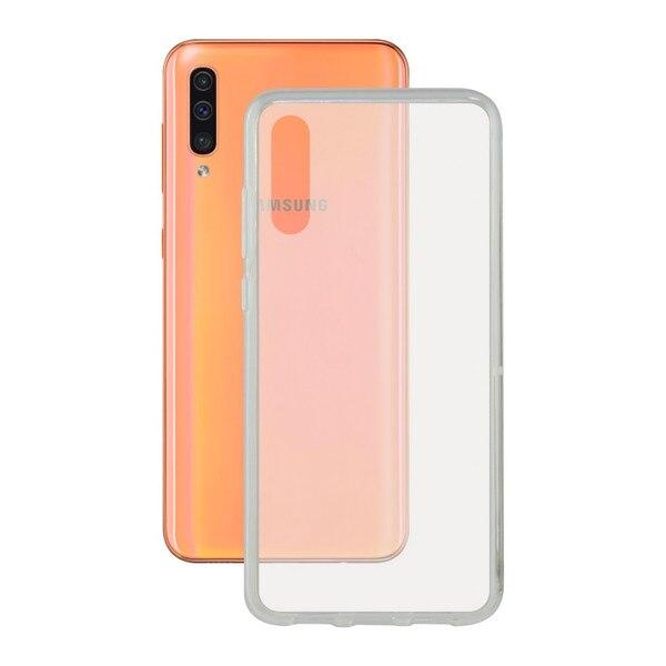 Mobile cover Samsung Galaxy A30s/a40/a50 Contact Flex TPU Transparent   - title=