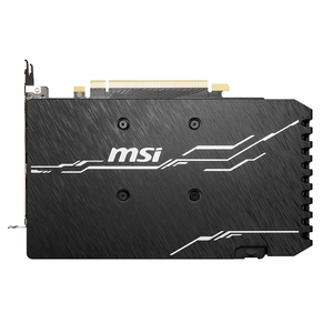Видеокарта MSI Ventus nVidia GeForce GTX 1660 Super 1815MHz 6144MB 14000MHz 192 bit  RTL [GTX 1660 SUPER VENTUS XS OCV1]