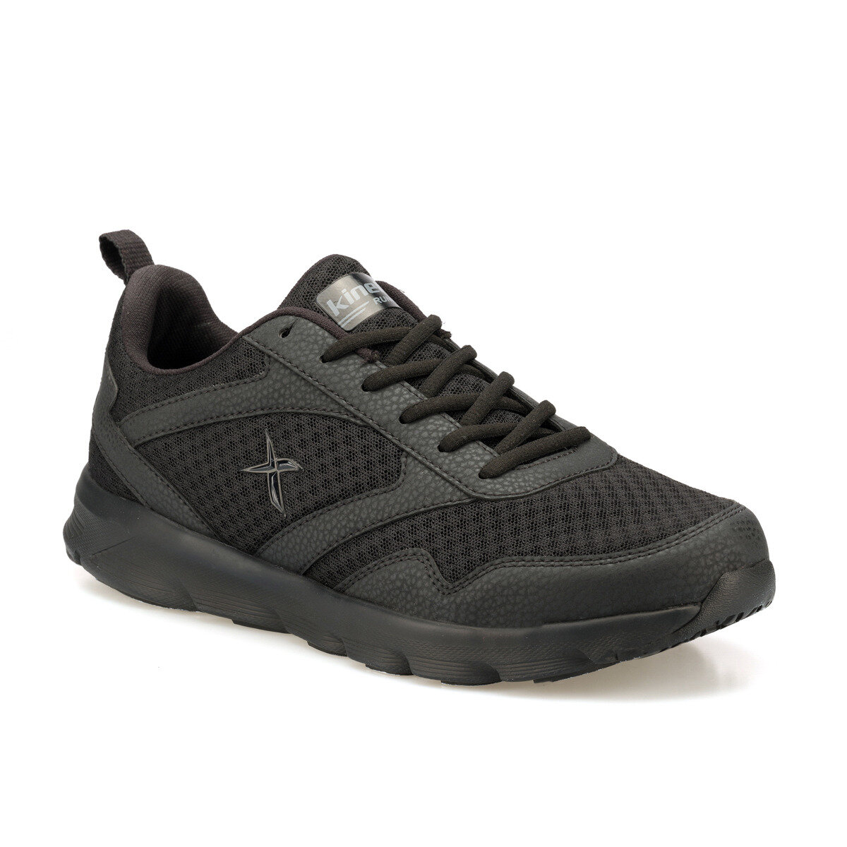 FLO MERUS Black Men 'S Running Shoe KINETIX